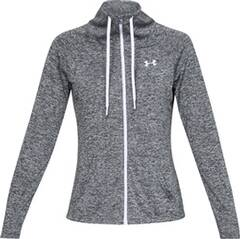 UNDER ARMOUR Damen Kapuzensweat TECH FULL ZIP TWIST