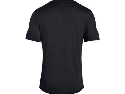 UNDER ARMOUR Herren UA GL Foundation T-Shirt Schwarz