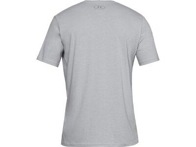 UNDER ARMOUR Herren Shirt UA I WILL 2.0 SS Grau