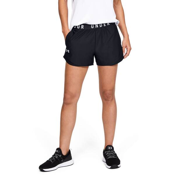 UNDER ARMOUR Damen Shorts Play Up 3.0