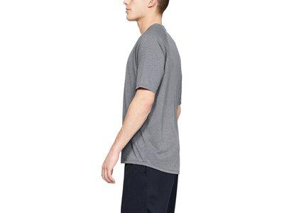 UNDER ARMOUR Herren Shirt Tech 2.0 Novelty Grau