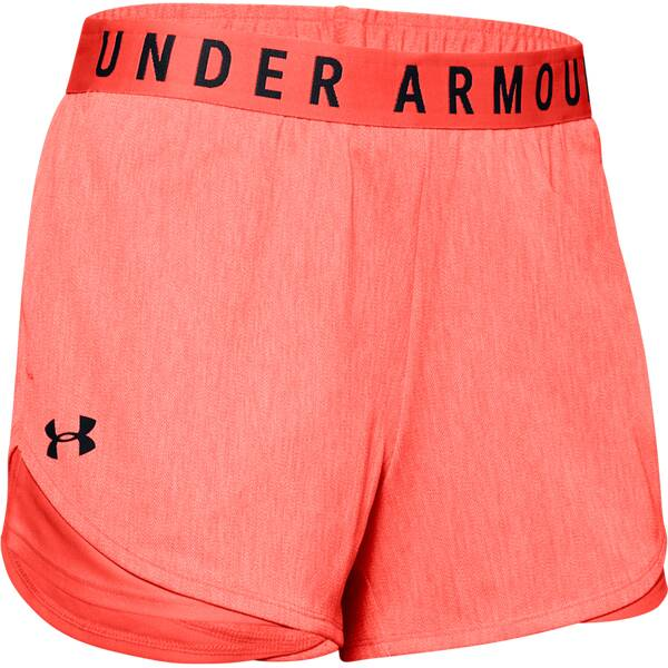 UNDER ARMOUR Damen Shorts Play Up 3.0 Twist