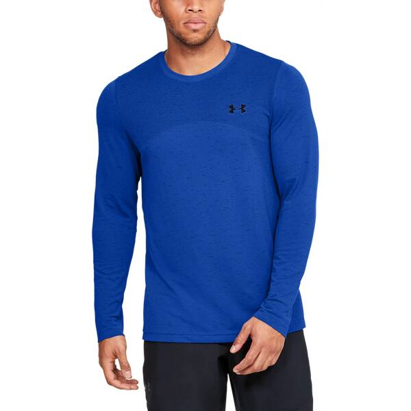 UNDER ARMOUR Herren Langarmshirt Seamless