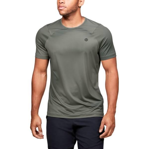 UNDER ARMOUR Herren T-Shirt RUSH HeatGear
