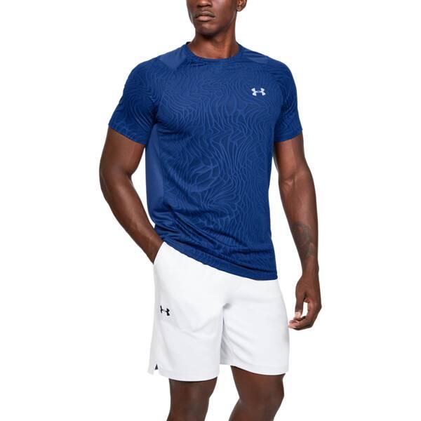 UNDER ARMOUR Herren T-Shirt MK-1 JACQUARD