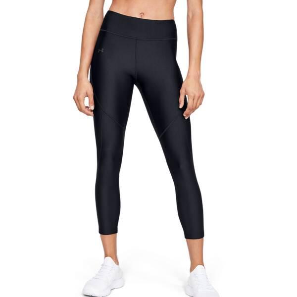 Hosen - UNDERARMOUR Damen Leggings HeatGear › Schwarz  - Onlineshop Intersport
