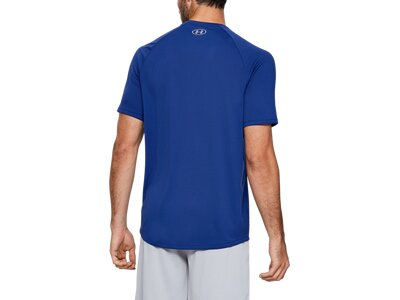 UNDER ARMOUR Herren T-Shirt Tech 2.0 Vibe Braun