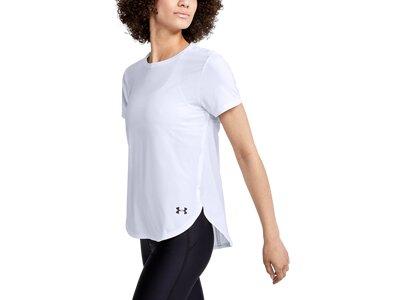 UNDER ARMOUR Damen T-Shirt Armour Sport Crossback Schwarz