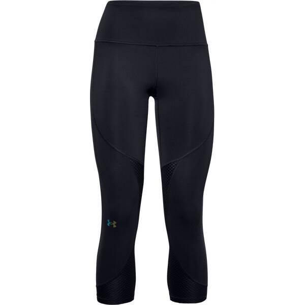 Hosen - UNDERARMOUR Running Textil Hosen lang Side Piping Tight Running Damen › Schwarz  - Onlineshop Intersport