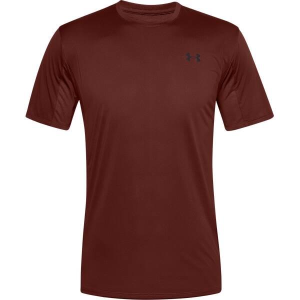 UNDERARMOUR Herren Trainingsshirt Kurzarm