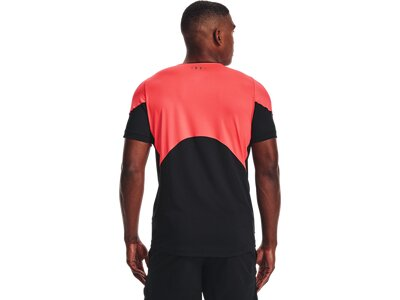 UNDER ARMOUR Herren T-Shirt HG RUSH 2.0 Rot