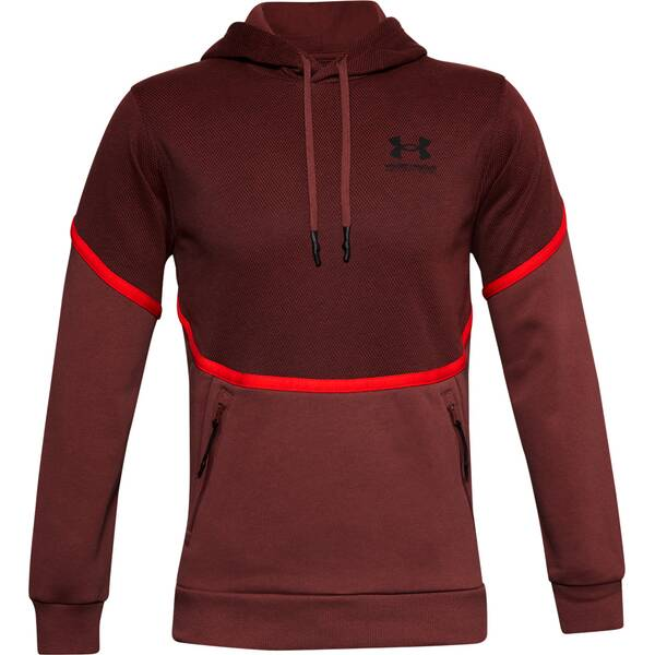UNDER ARMOUR Herren Kapuzenjacke Rival MAX