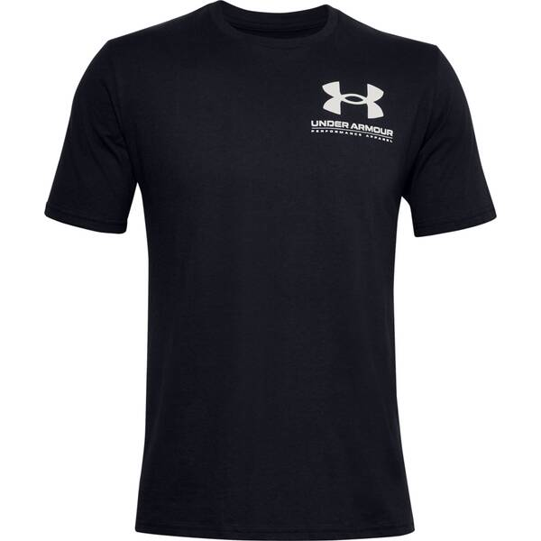 UNDER ARMOUR Herren T-Shirt PERFORMANCE BIG LOGO