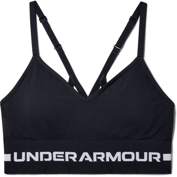 UNDER ARMOUR Damen Sport-BH SEAMLESS LOW LONG