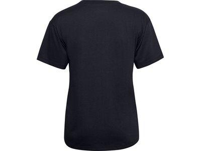 UNDER ARMOUR Damen T-Shirt Live Fashion WM Schwarz
