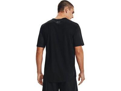 UNDER ARMOUR Herren T-Shirt COOLSWITCH Schwarz