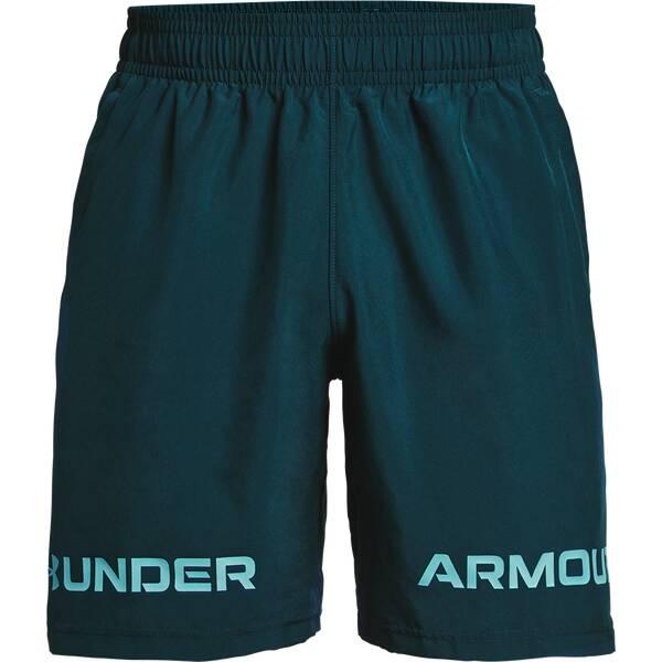 UNDER ARMOUR Herren Shorts UA Woven Graphic Wordmark