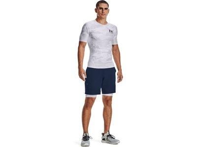 UNDER ARMOUR Herren T-Shirt HG ISOCHILL Weiß