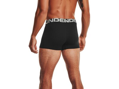 UNDERARMOUR Underwear - Boxershorts Charged Boxer 3in 3er Pack Schwarz