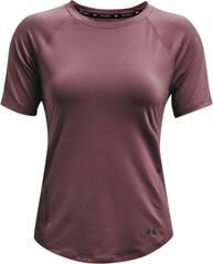 UNDER ARMOUR Damen Shirt UA RUSH MESH SS