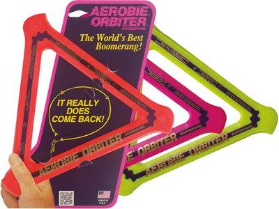 SCHILDKRÖT Bumerang AEROBIE ORBITER Pink