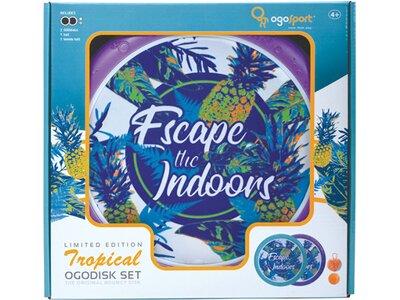SCHILDKRÖT OGOSPORT Set TROPICAL limited Edition im 4C Karton Blau