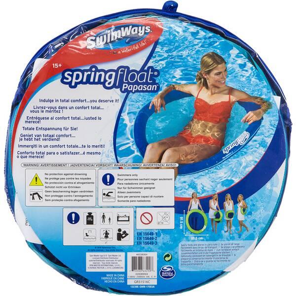SCHILDKRÖT FUNSPORTS SwimWays SPRINGFLOAT PAPASAN