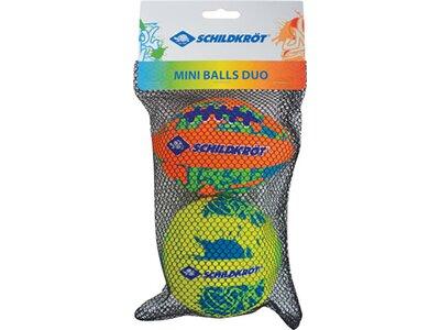 Schildkröt Mini-Ball Duo-Pack Blau