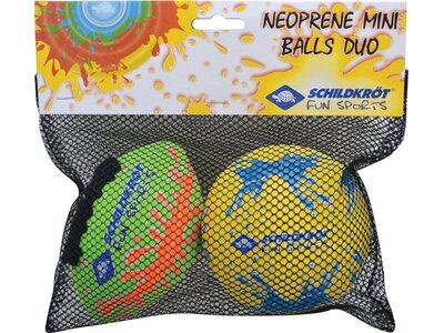 Schildkröt Mini-Ball Duo-Pack Braun