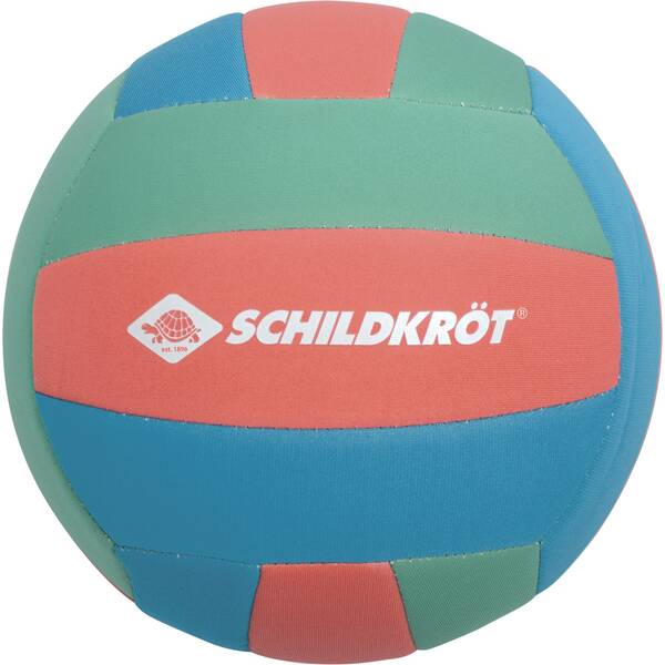 SCHILDKRÖT Ball NEOPREN BEACH BALL TROPICAL