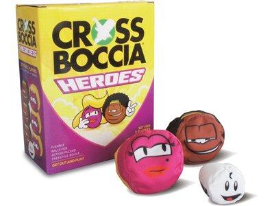 Crossboccia® Doublepack Blond & Muffin Rot