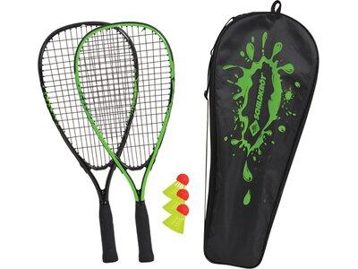 Schildkröt Speed Badminton Set Grau