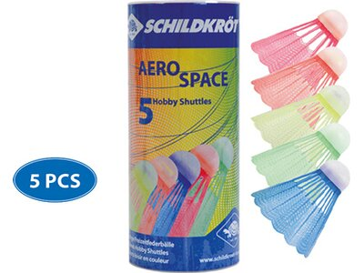 Schildkröt Badminton Aero Space Grau