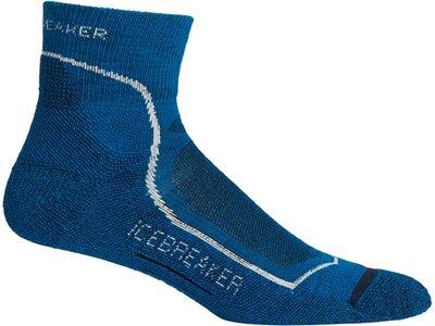 ICEBREAKER Herren Hike+ Light Mini Blau