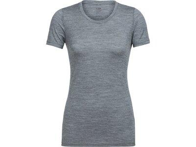 "ICEBREAKER Damen T-Shirt ""Tech Lite"" Grau"