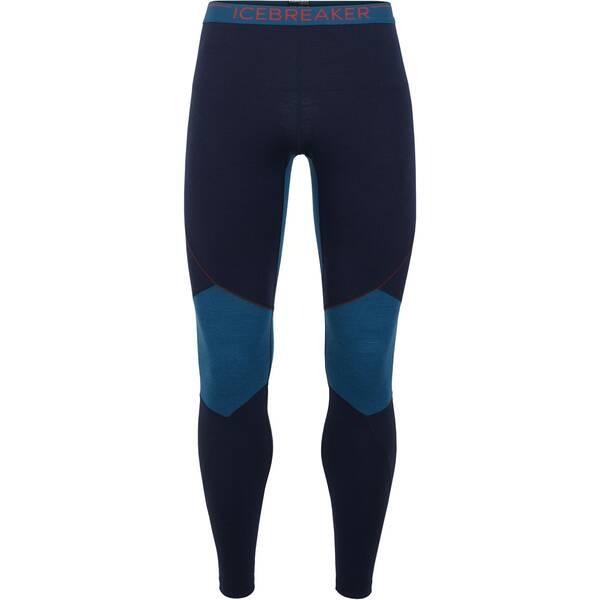 ICEBREAKER Herren Funktionsunterhose Bodyfitzone 260 Zone Leggings | Sportbekleidung > Funktionswäsche > Thermoleggings | Blue | ICEBREAKER