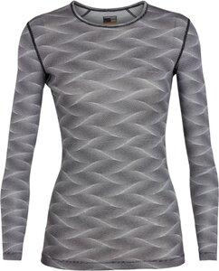 Icebreaker Damen Funktionsunterhemd Oasis Long Sleeve Crewe