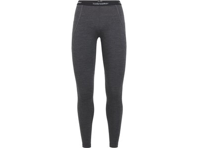 ICEBREAKER Damen Funktionsunterhose Bodyfitzone 260 Zone Leggings Grau