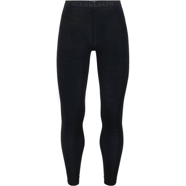 ICEBREAKER Herren Funktionsunterhose Everyday Leggings | Sportbekleidung > Funktionswäsche > Thermoleggings | Black | ICEBREAKER
