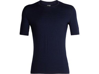 ICEBREAKER Herren T-Shirt 200 Oasis Schwarz