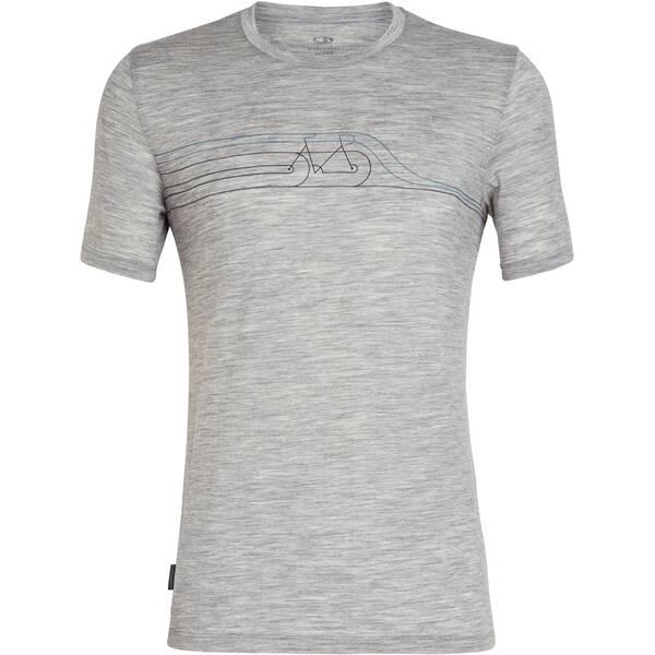 ICEBREAKER Herren T-Shirt Tech Lite SS Crewe Cadence Pulse