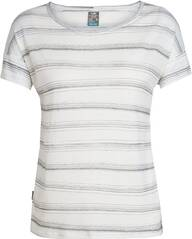 ICEBREAKER Damen T-Shirt Via SS Scoop