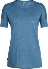 ICEBREAKER Damen T-Shirt Solace SS Low Crewe