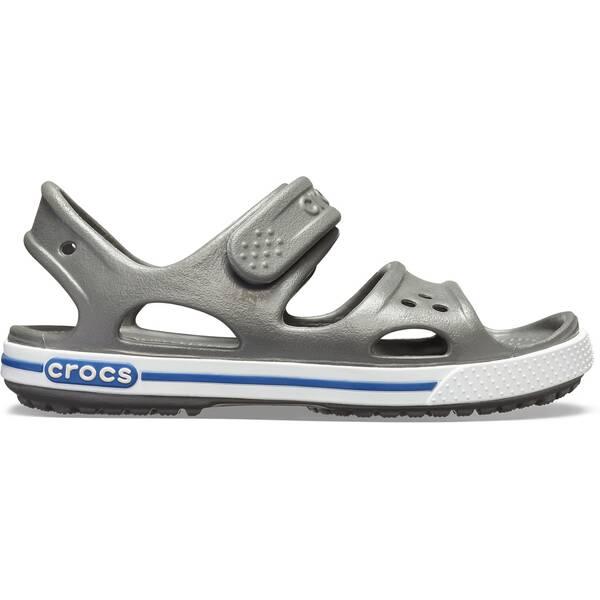 CROCS Jungen Crocband II Sandal PS SGy/BlJ
