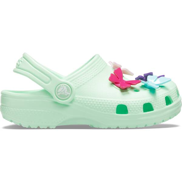 CROCS Mädchen Classic Butterfly Charm Clg PS NMn