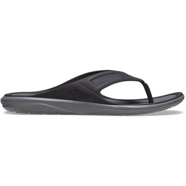 CROCS Herren Swiftwater Wave Flip M Blk/SGy