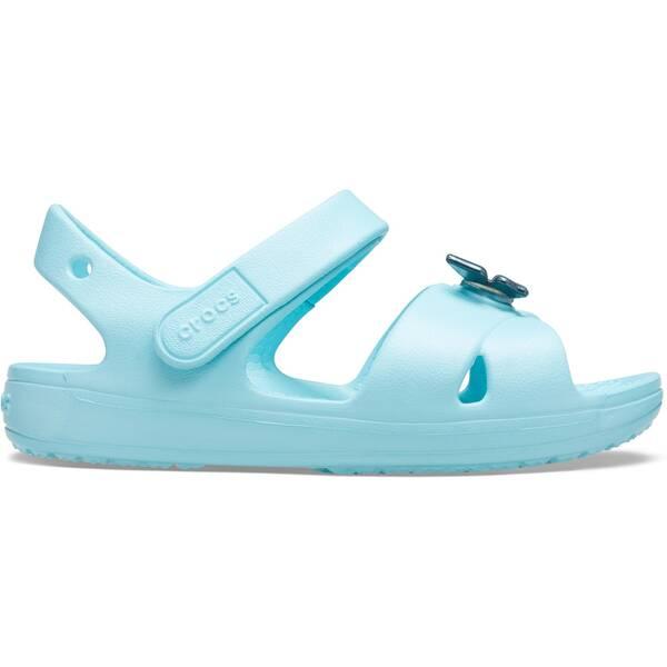 CROCS Mädchen Classic Cross Strap Sandal PS IBlu