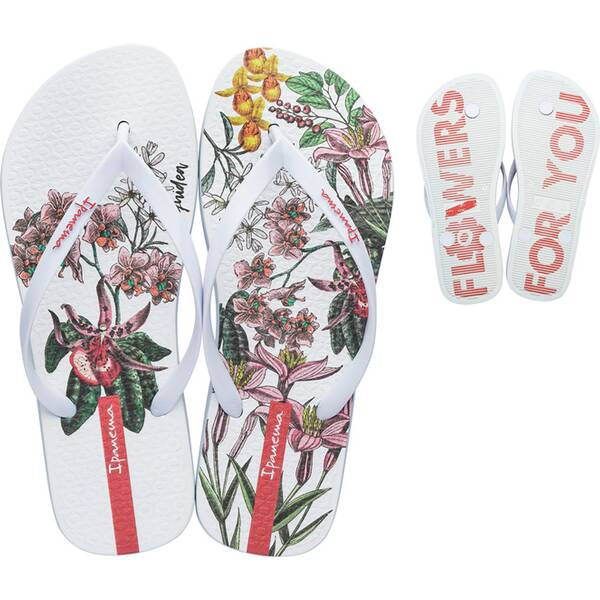 IPANEMA Damen Flip Flops Botanicals FEM