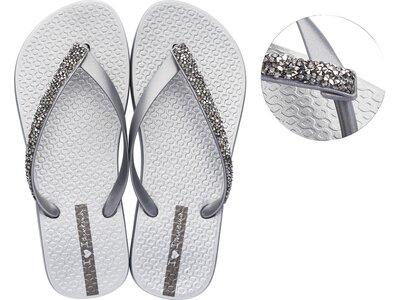 IPANEMA Damen Flip Flops Glam Special FEM Silber