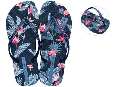 IPANEMA Frauen Dianetten I Love Tropical Blau